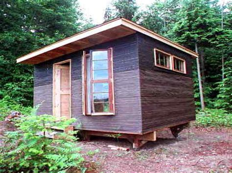 Easy-To-Build-Cabin-Plans