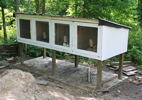 Easy-To-Build-Rabbit-Hutch-Plans