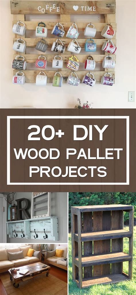 Easy-Wood-Working-Pallet-Projects