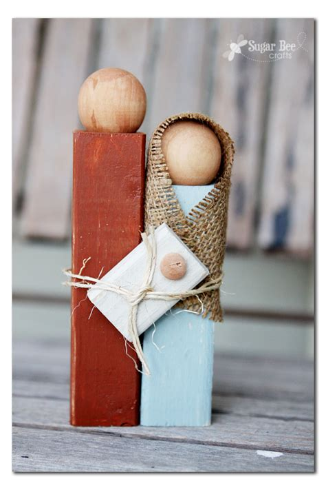 Easy-Wooden-Christmas-Projects