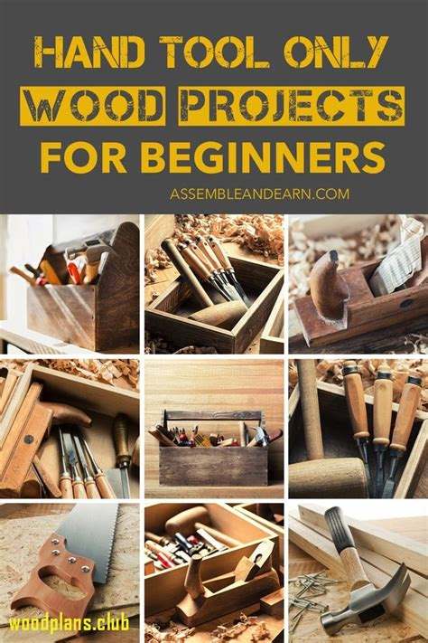 Easy-Woodworking-Projects-With-Hand-Tools