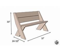 Best Easy bench plans outdoor.aspx