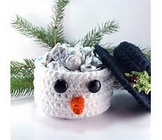 Best Easy crochet ideas for christmas