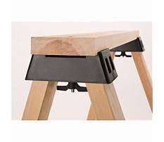 Best Easy sawhorse plans.aspx