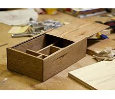 Best Easy woodworking boxes