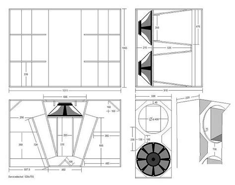 Eaw-Speaker-Box-Plans