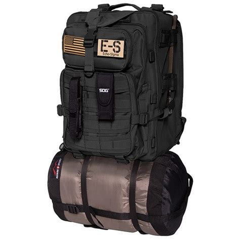 Echo-Sigma  Get Home Bag  Bug Out Bag  Survival Kit.