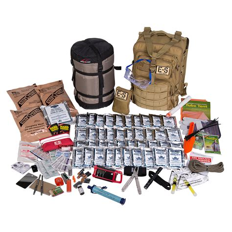 Echo-Sigma Bug Out Pack - Echo-Sigma Emergency Systems.
