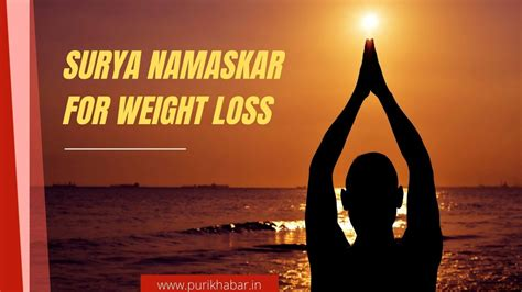 [pdf] Effect Of Surya Namaskar On Weight Loss In Obese Persons.