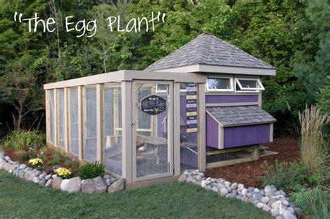 Eggplant-Chicken-Coop-Plans