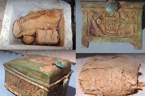 Egyptian-Woodworking-Box-With-Secret