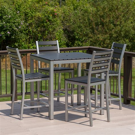 Elan Furniture Loft Outdoor Counter Height Table
