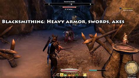 Elder-Scrolls-Online-Fast-Woodworking-Leveling