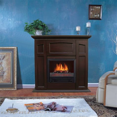 Electric Fireplace And Mantel Options Industry