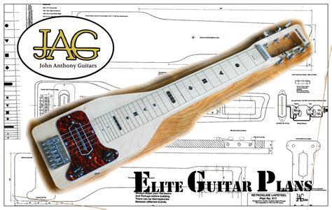 Electric Lap Steel Guitar Plans