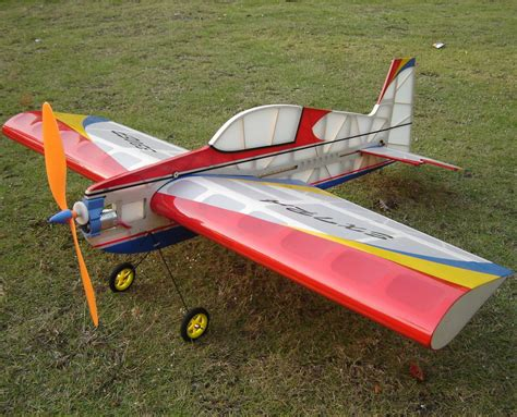 Electric Rc Profile Plane Plans