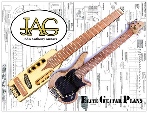 Electric Travel Guitar Plans