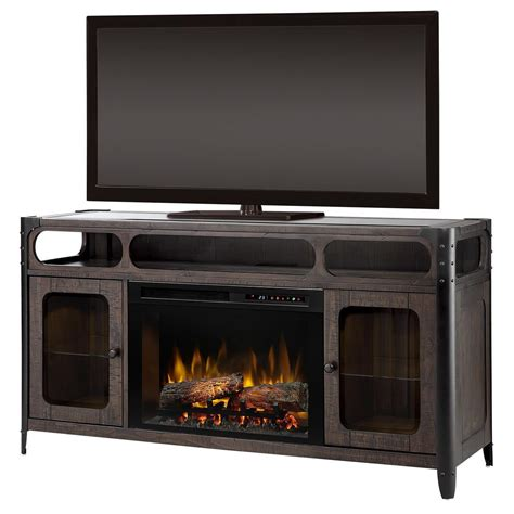 Electric-Fireplace-Media-Cabinet-Plans