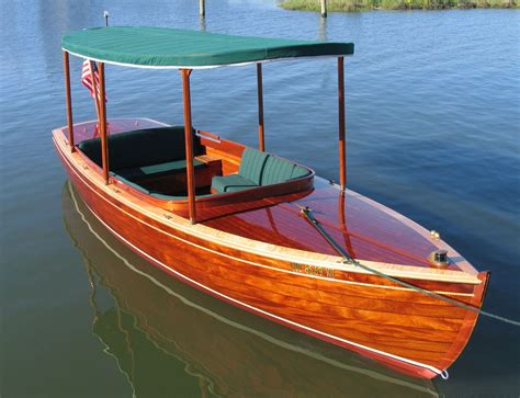 Electric-Wooden-Boat-Plans