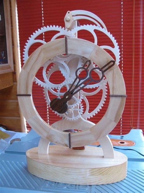 Electromagnetic-Clock-Plans