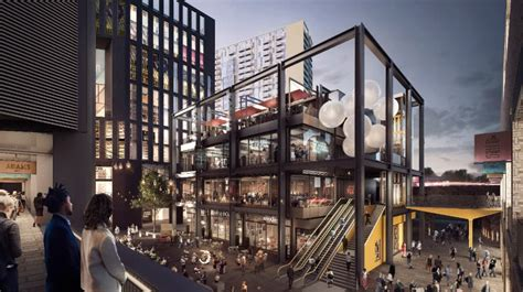 Elephant And Castle Shopping Centre Plans