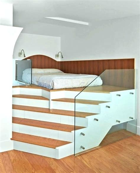 Elevated Bed Frame Plans