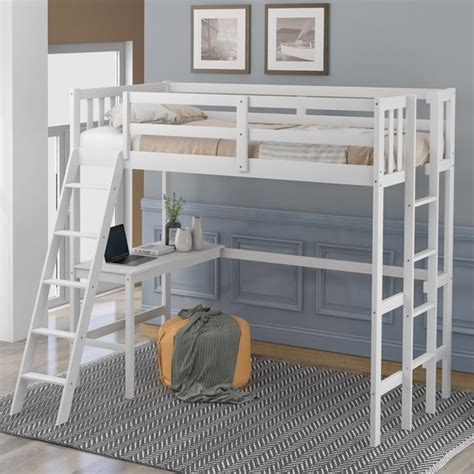 Elevated Bunk Bed Plans