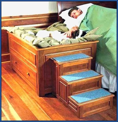 Elevated Full Bed Plans