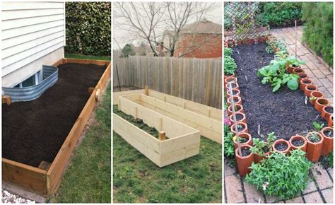 Elevated Garden Bed Diy