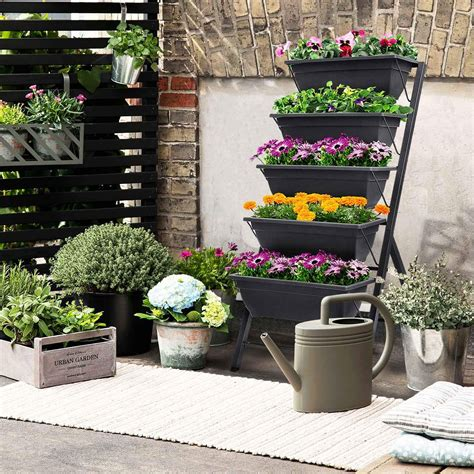 Elevated Herb Garden Planter