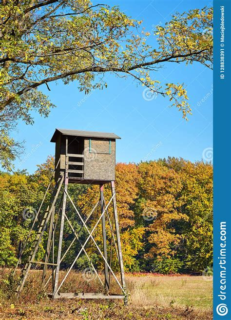 Elevated-Hunting-Blind-Plans