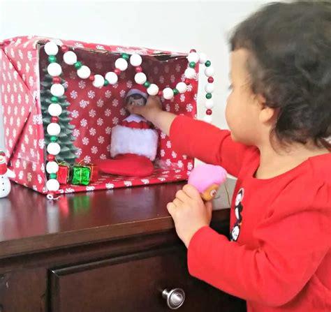 Elf-On-The-Shelf-Diy-House