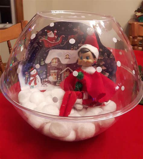 Elf-On-The-Shelf-Snow-Globe-Diy
