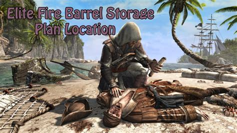 Elite Fire Barrel Storage Plans