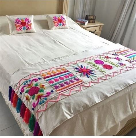 Embroidered Bed Linens Diy Network