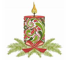 Best Embroidery patterns christmas