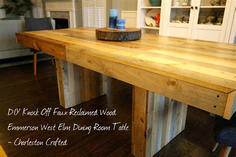 Emmerson Dining Table DIY