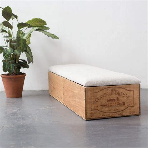 End Of Bed Blanket Boxes