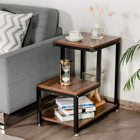 End Table With Shelf Plans