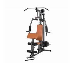 Best Energetics basic bench workout station