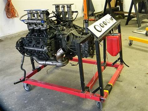 Engine-Test-Bench-Plans