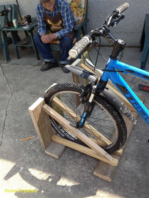 Engineering Wood Diy Bike