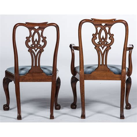 English Style Dining Chairs