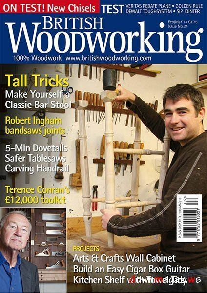 English Woodworking Magazines