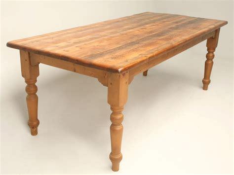English-Pine-Farm-Table