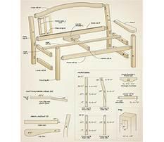Best English garden bench plans.aspx