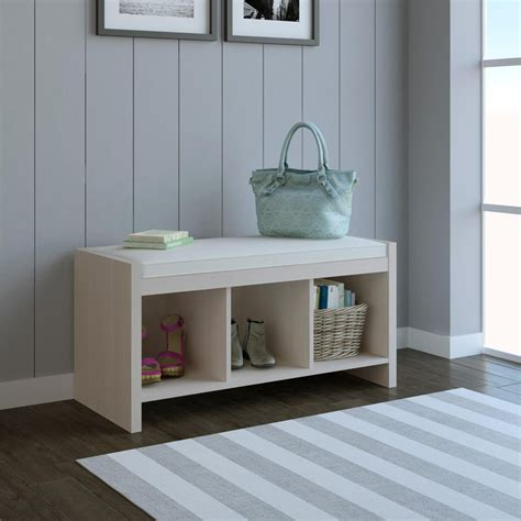 Entry Benches With Storage Plans