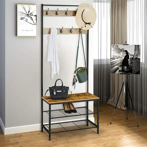 Entry-Bench-And-Coat-Rack-Plans