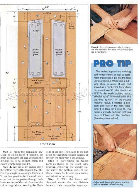 Entry-Door-Plans