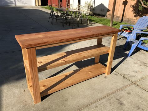 Entry-Way-Table-Diy-Plans